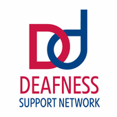 Deafness Support Network icon