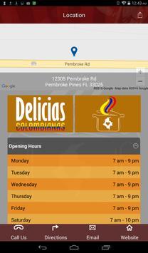 Delicias Colombianas (DELICOL) screenshot 4