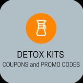 Detox Kits Coupons - I'm In! icon