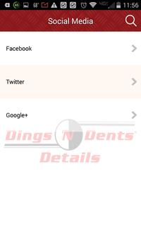Dings, Dents, and Details screenshot 5