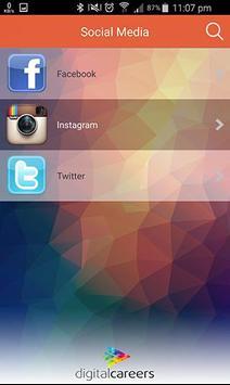 Digital Careers apk screenshot