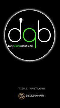 Dirk Quinn Band poster