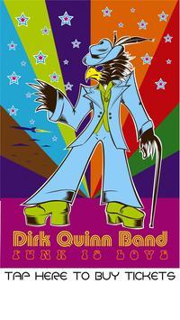 Dirk Quinn Band screenshot 1