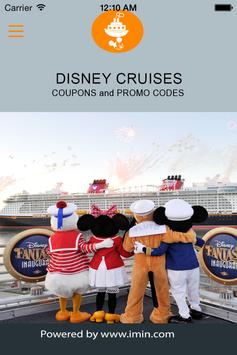 Coupons For Disney Cruises poster