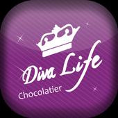 Diva Life 巧克力 粉絲APP icon