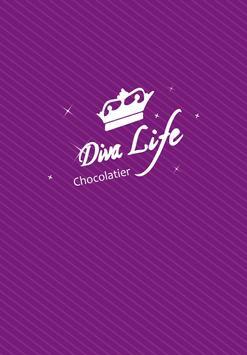 Diva Life 巧克力 粉絲APP poster