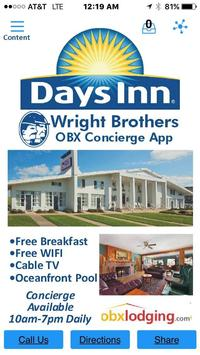 Days Inn Wright Brothers poster