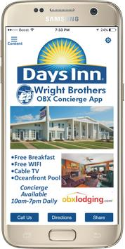 Days Inn Wright Brothers OBX poster