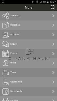 Diyana Halik screenshot 2
