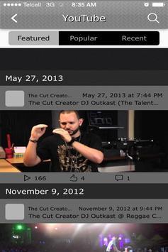 The Cut Creator Dj Outkast apk screenshot
