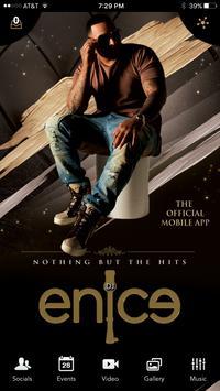 Dj Enice poster