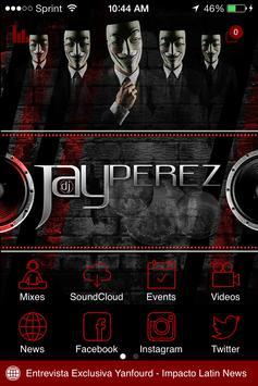 Dj Jay Perez poster