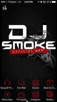DJ Smoke poster