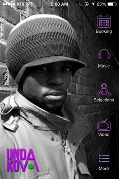 DJ Undakova App poster