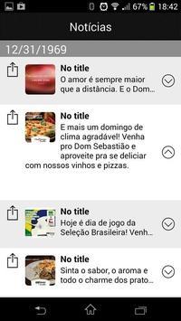 Dom Sebastião screenshot 3