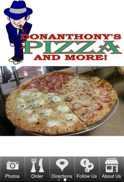 DonAnthony's Pizza and More poster