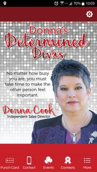 Donna Cook Unit & Area poster