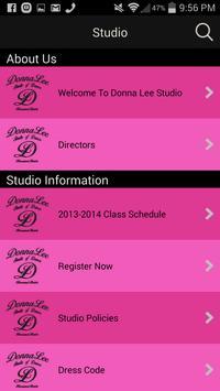 Donna Lee Studio of Dance apk screenshot