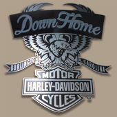 Down Home Harley-Davidson icon
