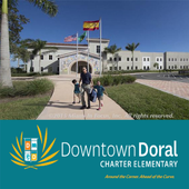 Downtown Doral Charter icon