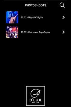 D'LUX Club, Kiev apk screenshot