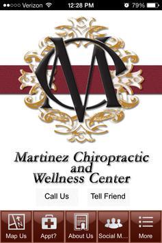 Martinez Chiropractic poster