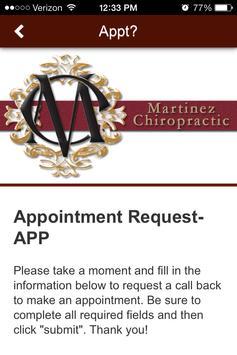 Martinez Chiropractic screenshot 2