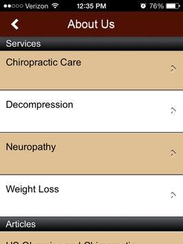 Martinez Chiropractic screenshot 8
