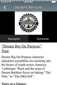 Dream Builders University screenshot 2
