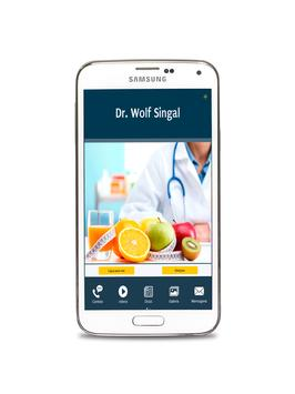 Dr. Wolf Singal poster