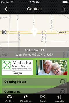 Dugan Memorial Home apk screenshot
