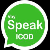 VOY SPEAK ICOD icon