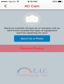 E.A.C. Heating & Air screenshot 7