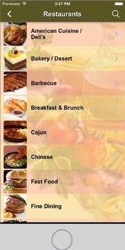 Eat Pensacola Restaurant Guide screenshot 1