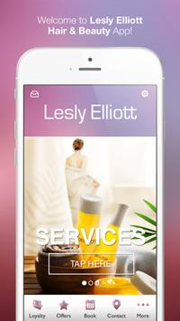 Lesly Elliott Hair & Beauty poster