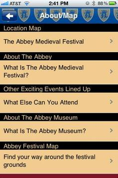 Abbey Medieval Festival screenshot 1