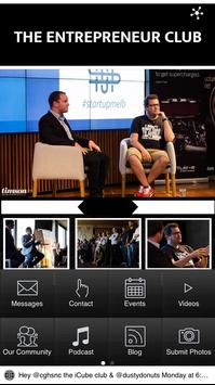 The Entrepreneur Club apk screenshot