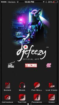 DJ E-Feezy poster
