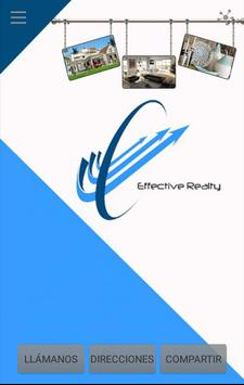 Effective Realty poster