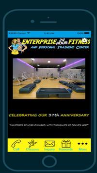 Enterprise Fitness poster