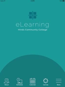 Hinds Community College eLearn apk screenshot