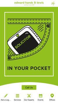 Solicitor In Your Pocket poster