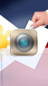Philippines Poll Observers App poster