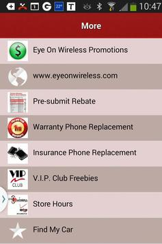 Eye On Wireless apk screenshot