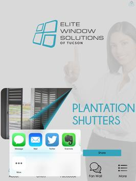 Elite Window Solutions poster