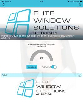 Elite Window Solutions apk screenshot