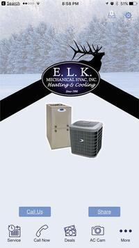E.L.K. Mechanical poster