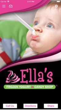 Ellas Frozen Yogurt screenshot 4