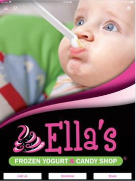 Ellas Frozen Yogurt screenshot 7