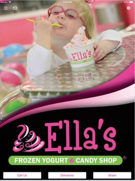 Ellas Frozen Yogurt screenshot 9